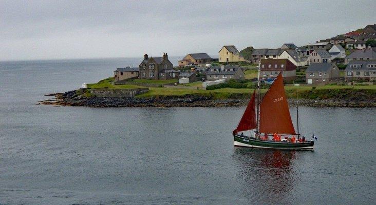 Shetland, Escocia