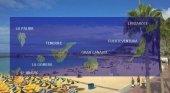 Canarias y los alojamientos extrahoteleros, responsables del frenazo turístico