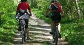La bicicleta, el mejor vehículo para descubrir la 'España vacía'