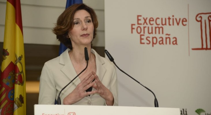 Turismo responsable, Secretaría de Estado irresponsable | Foto: Isabel Oliver, exsecretaria de Turismo- mincotur.gob.es