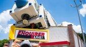 Inauguran parque con una atracción sobre el accidente de tráfico de Lady Di Foto: USA Today