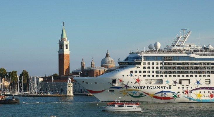 Si Venecia no prohíbe los grandes cruceros, dejará de ser Patrimonio de la Humanidad