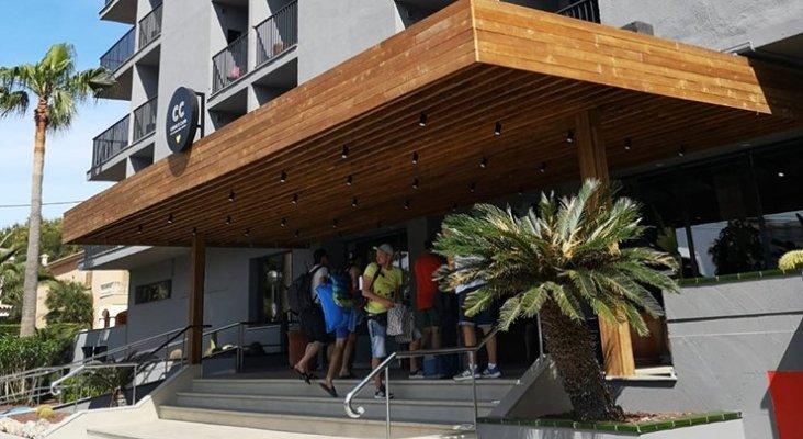 Peter Fankhauser inaugura el primer Cook's Club de España