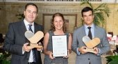 Thomas Cook premia a Lopesan Hotel Group con tres 'Sunny Heart'