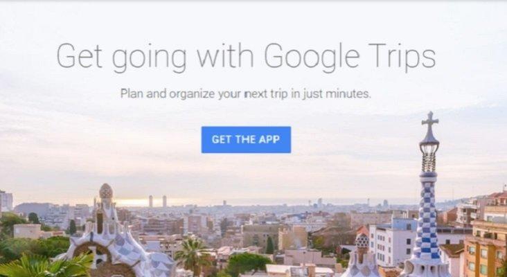 El planificador de viajes de Google desaparecerá en agosto