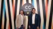 Peter Fankhauser, CEO de Thomas Cook, y Enric Noguer, CEO de la división de Hotels & Resorts