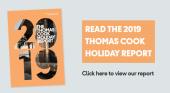 Thomas Cook revela las tendencias en sus principales mercados emisores