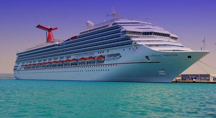 Carnival vende 18 de sus barcos, el 15% de su flota| Foto: Rapidfire CC BY-SA 3.0