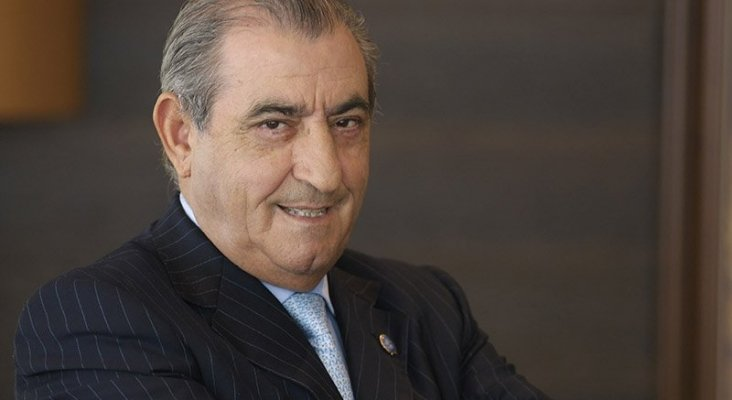 Juan José Hidalgo. Presidente ejecutivo de Globalia