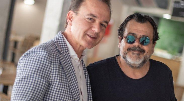 Hans Müller (Thomas Cook) y Remo Masala (Thomas Cook) | Foto: Paolo Sapio