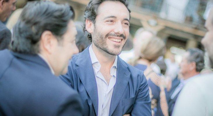 Joaquín Caldentey (Garden Hotels) y Sergio Carrascosa (HI Partners) | Foto: Paolo Sapio