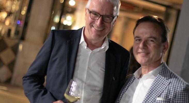 Jochen Bausback (Thomas Cook) y Hans Müller (Thomas Cook) | Foto: Paolo Sapio