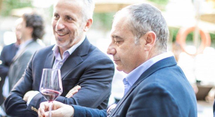 Pedro Homar (Gerente Fundación Turismo Palma de Mallorca 365) junto a Gabriel Llobera (Garden Hoteles)  | Foto: Paolo Sapio