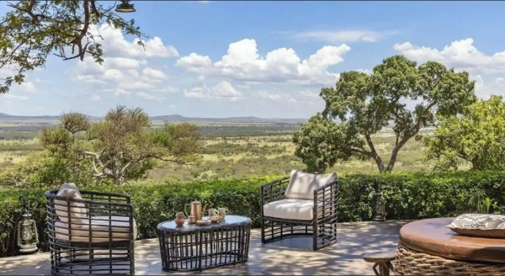Meliá Serengeti Lodge, Mejor Resort Internacional en los Premios Condé Nast Travel 2019