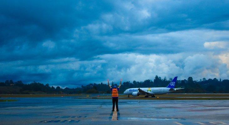 Air Europa espera que su ruta desde Medellín tenga el mismo éxito que la de Bogotá