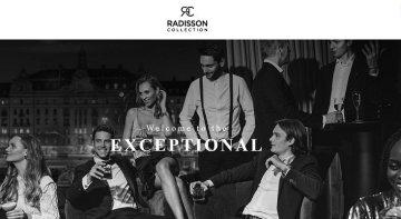 Radisson presenta su división de hoteles de lujo