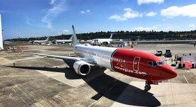 Alemania impide a un B737 MAX de Norwegian entrar en su espacio aéreo | Foto: Edward Russell CC BY 2.0