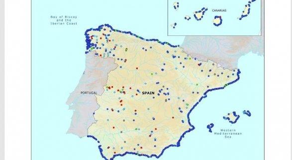 10 playas españolas no son aptas para el baño