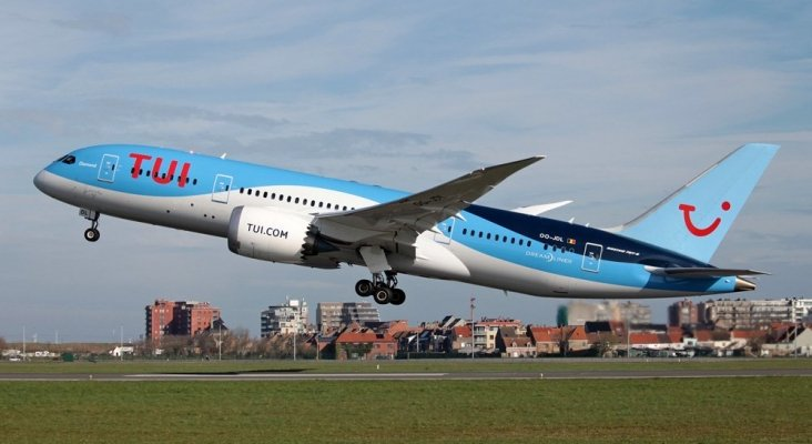 TUI fly duplicará capacidad entre Holanda y Surinam el próximo invierno | Foto: B787-8 Dreamliner tuifly.be