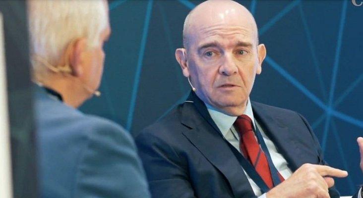 Ramón Aragonés, CEO de NH, en el foro Turismo: la innovación como clave de competitividad | Foto: El Confidencial