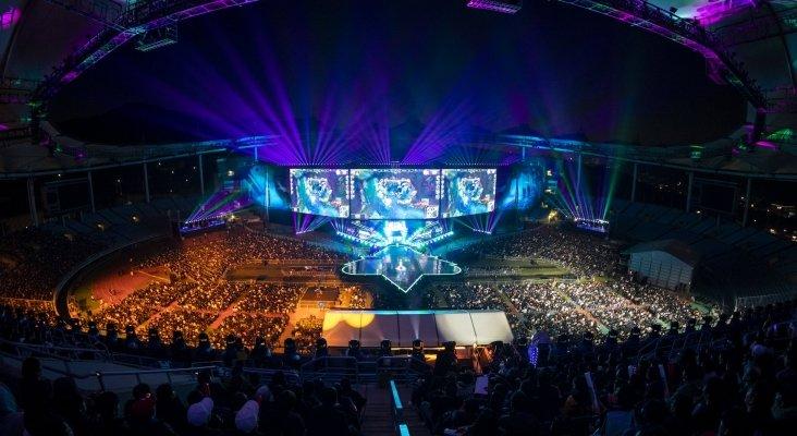 Mundiales de LoL 2018 en Corea del Sur|Foto: Riot Games