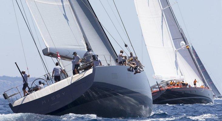 Arranca la regata de superyates más longeva de Europa