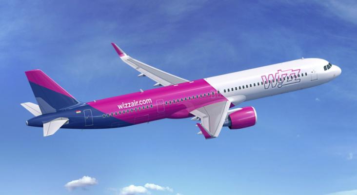 6. Wizz Air anuncia el encargo de 20 nuevos aviones Airbus A321XLR