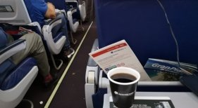 Las partes más sucias de un avión
