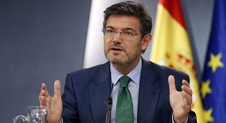 Exministro de Justicia, nuevo presidente de Belagua (AC Hotels) | Foto: Rafael Catalá- EFE vía El Español