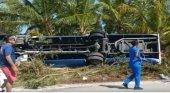 26 heridos tras accidente en una excursión de un crucero de Carnival|Foto: Cruise Law News