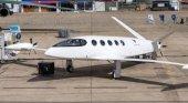 Alice, el primer avión comercial de pasajeros 100% eléctrico | Foto: Eviation  vía BBC
