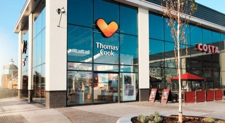 """Una """"misteriosa"""" compañía rusa, nueva accionista de Thomas Cook"""