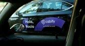 Cabify quiere aliarse con el sector del taxi en Madrid y Barcelona| Foto: eldiariocantabria.es