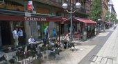 """Bilbao lucha contra el ruido con sensores luminosos: """"Baja el tono"""""""