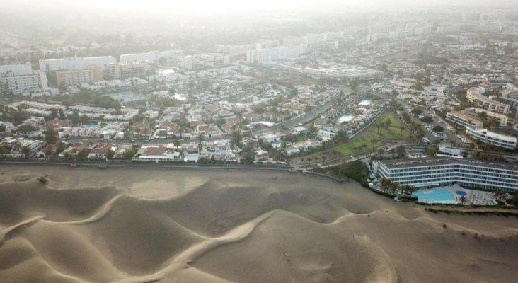 El 60% de la oferta alojativa de Gran Canaria es extrahotelera