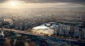 Casual Hoteles abrirá un hotel frente al futuro pabellón Arena (Valencia) | Foto: Maqueta del pabellón Arena- errearquitectura.com