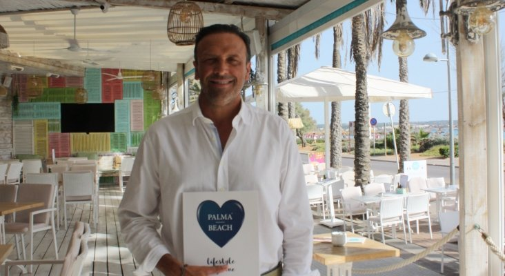 Juan Miguel Ferrer, CEO de Palma Beach