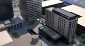 El Ayuntamiento de Barcelona aprueba el primer hotel tras cuatro años de moratoria