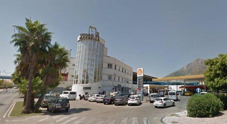 El hotel de la estación de autobuses de Marbella podría reabrir como club de alterne | Foto: Google Maps