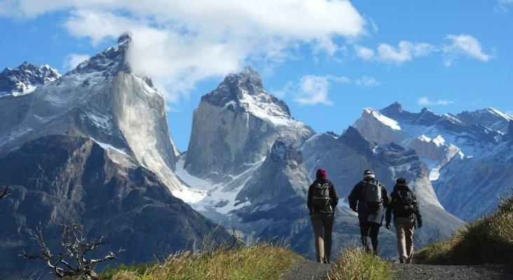 Las pernoctaciones se dispararon un 6,3% en Chile el pasado mayo | Foto: Torres del Paine, Chile- Duna FM 89.7