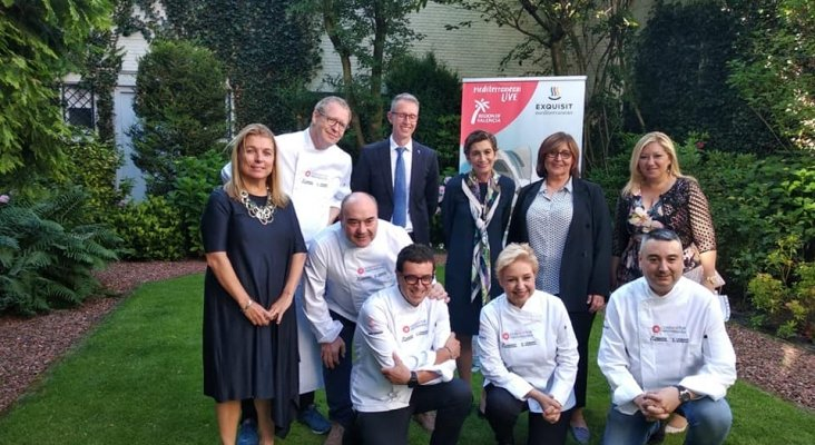 C. Valenciana se promociona como destino gastronómico en Holanda