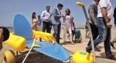 La Junta de Andalucía elabora una guía de playas accesibles