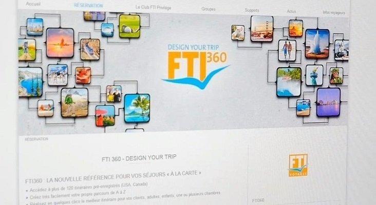 FTI, ajeno a la baja demanda generalizada en Alemania |Foto: FTI Voyages- linkedin.com