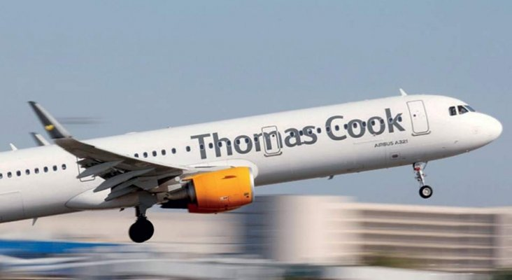Thomas Cook rompe contratos con hoteleros griegos