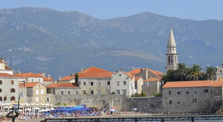 Riviera Budva en Montenegro