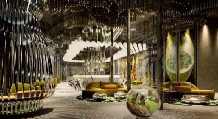 'El jardín de las delicias' inspira el primer hotel W de Marriott en Madrid | Foto: W Madrid- Expansión