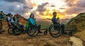 Una plataforma de turismo inclusivo, la mejor startup turística de América | Foto: gowheeltheworld.com