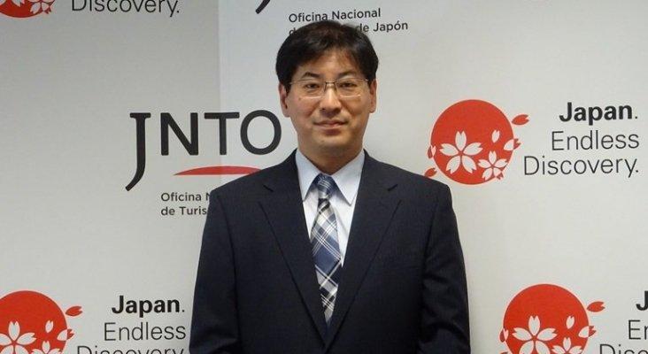 Sr. Hisashi Otsuka, Director Ejecutivo de la Oficina Nacional de Turismo en España