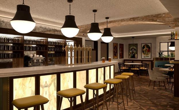 España tendrá su primer hotel con fábrica de cerveza propia|Foto: SUR
