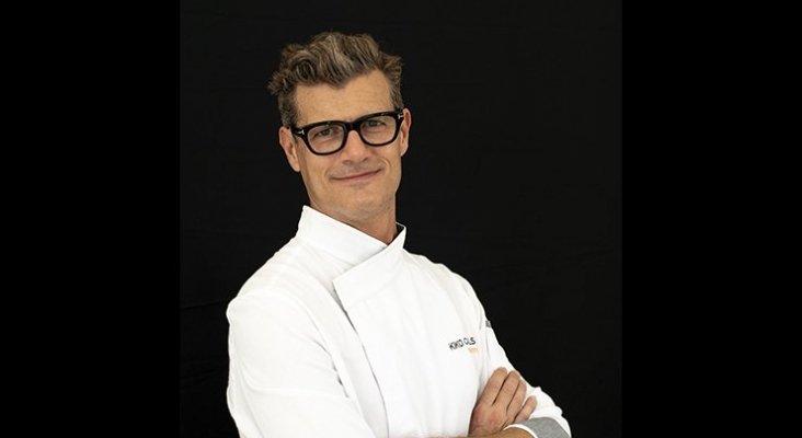 El chef Kiko Casals